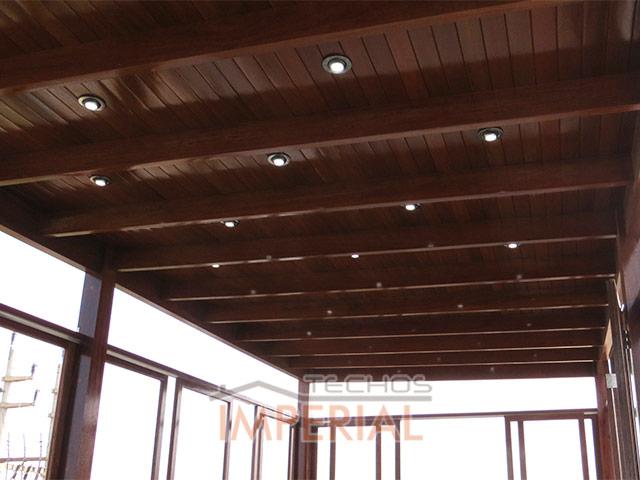 Pin techos para terrazas madera techo ajilbabcom portal - Madera para terrazas ...